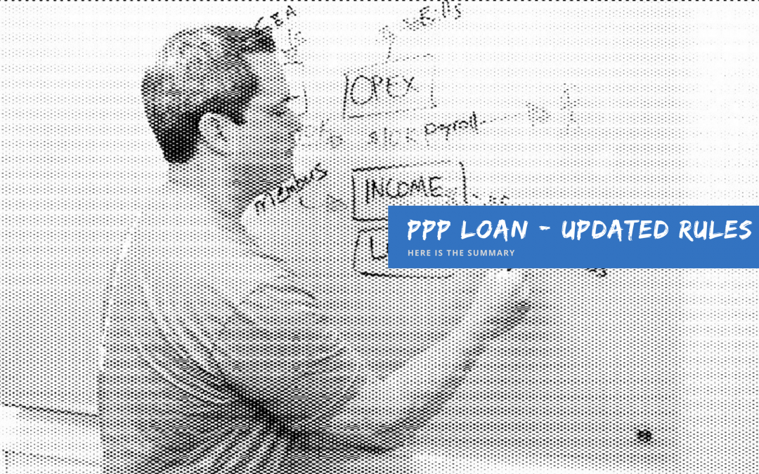 The PPP Loan Rules Updated
